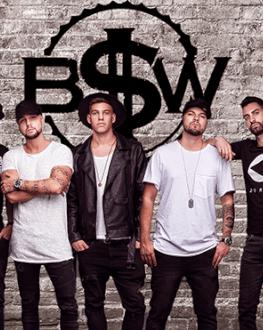 Live Curtis & BSW  (Beerseewalk)@FORM Space