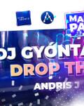 Live Gyontatófülke / DropTheCheese / Andris J Party @ BUNKER