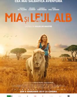 Mia et le lion blanc / Mia și leul alb