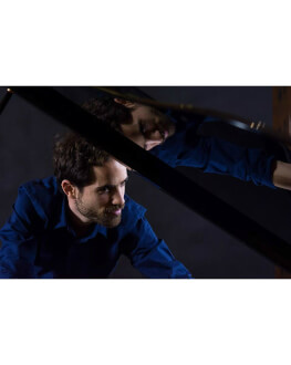Nitai Hershkovits Trio la Jazz Nouveau