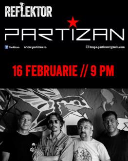 Partizan live Lansare vinil