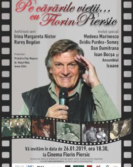 Pe cărările vieții La multi ani, Florin Piersic!