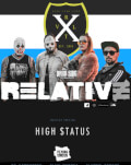 RELATIVE 10 ani /  High Status –  Flying Circus