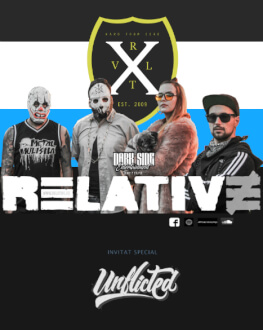 RELATIVE 10 ani /  Unflicted – Rockstadt