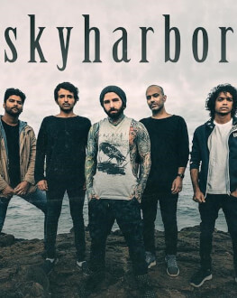 Skyharbor [in/us] live at Control Club