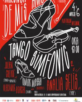 Tango Simfonic II. Milonga de mis amores