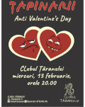 ȚAPINARII Anti Valentine's Day