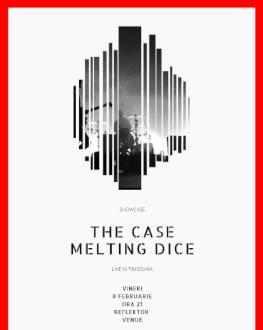 The Case & Melting Dice la Reflektor Venue