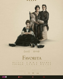 The Favourite / Favorita