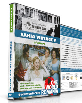 Sahia Vintage V – efemere DVD - One World Romania