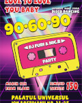90-60-90 DJ Furi & Nic.B Party