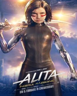 Alita: Battle Angel / Alita: Îngerul războinic