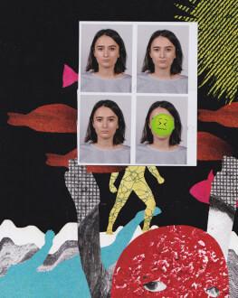Atelier de povești vizuale cu Oana Barbonie
