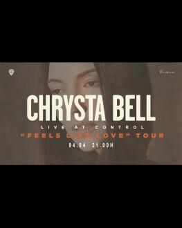 Chrysta Bell (US) Live
