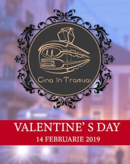 Cină în Tramvai – Valentine`s Day Edition