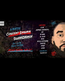 Concert Samurai Hrana pentru suflet