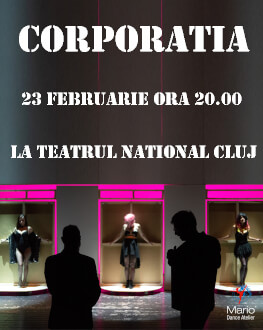 CORPORATIA de Flavius Lucacel Productie Mario Dance Atelier