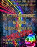 ELECTRO SYMPHONIC EVENING Reworked world hits