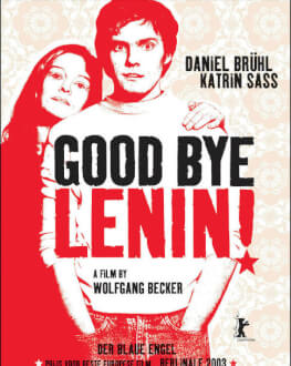 Good bye, Lenin Fonds d'Alembert