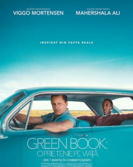 Green Book / Green Book: O prietenie pe viață