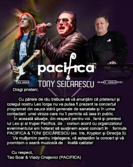 Pacifica si Toni Seicarescu live@Underground