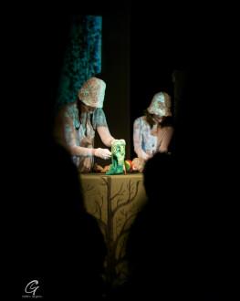 Pădurea fermecată | spectacol invitat MiniREACTOR