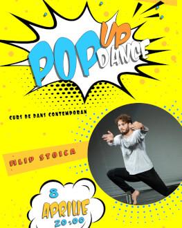PopUP Dance cu Filip Stoica