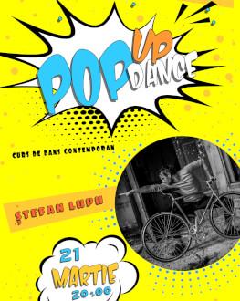 PopUP Dance cu Stefan Lupu