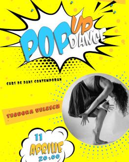 PopUP Dance cu Teodora Velescu