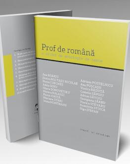 Prof de română. o altfel de antologie de texte lansare de carte