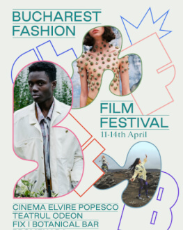 Festival Pass Bucharest Fashion Film Festival 2019