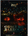 Obscuro Barroco Bucharest Fashion Film Festival 2019
