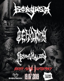 Death Metal Supremacy VI