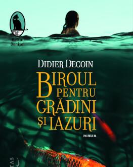 """Seară japoneză dedicată romanului """"Biroul pentru Grădini și Iazuri""""  de Didier Decoin, periplu inițiatic al unei tinere femei di"""