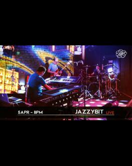 JazzyBIT Live in Gradina Eden