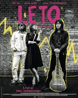 Leto / O vară rock'n'roll Nominalizat la Premiile Gopo  pentru Cel mai bun film european