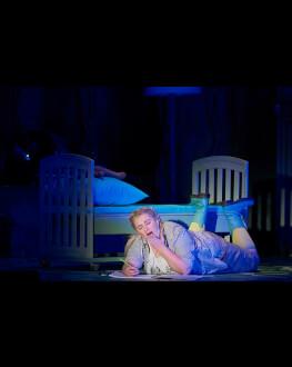 MAURICE RAVEL: PÁSZTORÓRA/ A GYERMEK ÉS A VARÁZSLAT Maurice Ravel: Ora spaniolă (L'heure espagnole), Copilul și vrăjile (L'enfant et les sortilèges)
