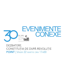 Constituția de după Revoluție One World Romania 2019