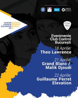 Abonament Evenimente Club Control Sezonul România Franța 2019