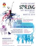 "Concert ""Spring Sound"" Piatra Neamț Spring Art Movement"