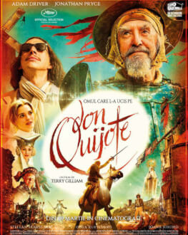 The Man Who Killed Don Quixote / Omul care l-a ucis pe Don Quijote