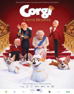 The Queen's Corgi / Corgi, Cățeii reginei