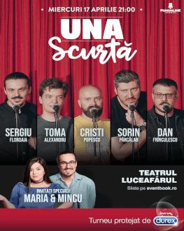 Turneu național Emisiunea ' Una Scurtă' - Iași