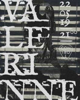 Valerinne Live + Lansare de album