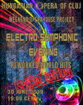 Electro-Symphonic Evening Weekend Operahouse Project