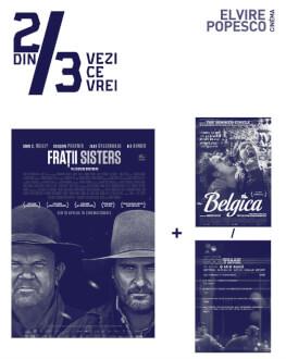 The Sisters Brothers - 2 DIN 3: VEZI CE VREI Fraţi puşi pe rele