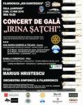 """Concert de Gală – """"Irina Șațchi"""" Orchestra simfonică a filarmonicii"""