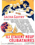 Ils etaient neuf celibataires | Cei nouă burlaci Festivalul Filmului Francez 2019 -  CAHIERS DU CINEMA