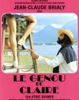 Le genou de Claire | Genunchiul lui Claire Festivalul Filmului Francez 2019 -  CAHIERS DU CINEMA
