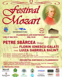 Festival Mozart Orchestra simfonică a filarmonicii